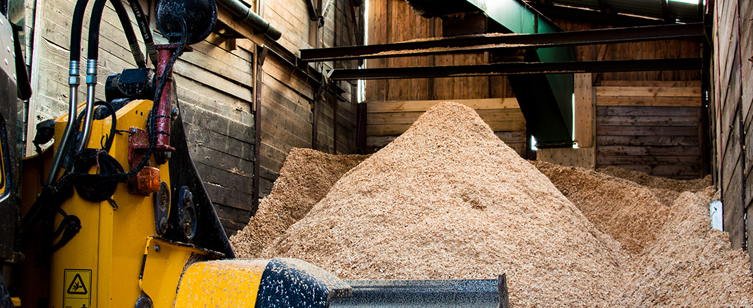 By-products Woodchip